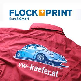 Flock & Print