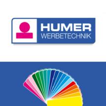 Humer Werbetechnik - Referenz OfficeNo1