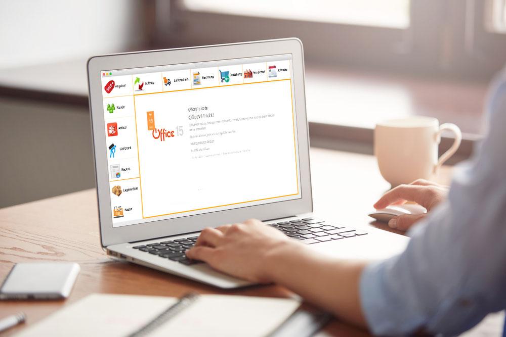 OfficeNo1 ERP Mac und Windows